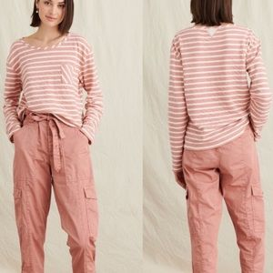 Alex Mill NWOT Pink Long Sleeve Top Small